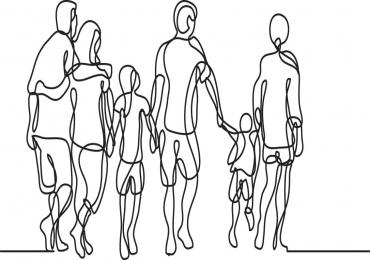 Fra noi, un incontro di famiglie